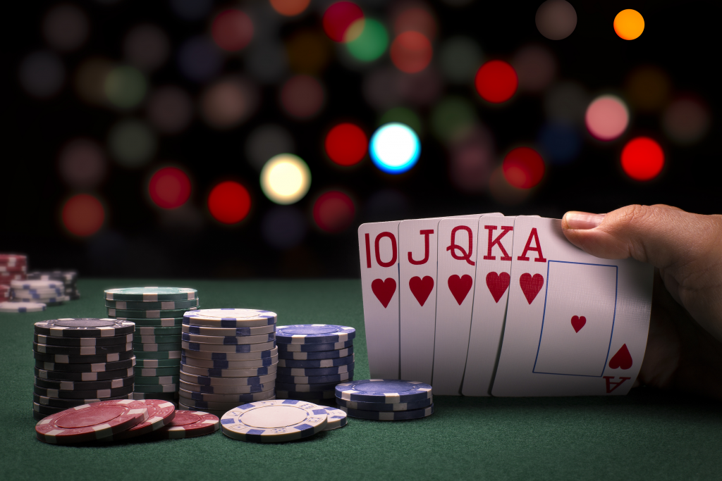Video Poker Play In Legal New Jersey Online Casinos
