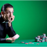 Can slow or fast play be used deceptively in poker to catch opponents off guard?