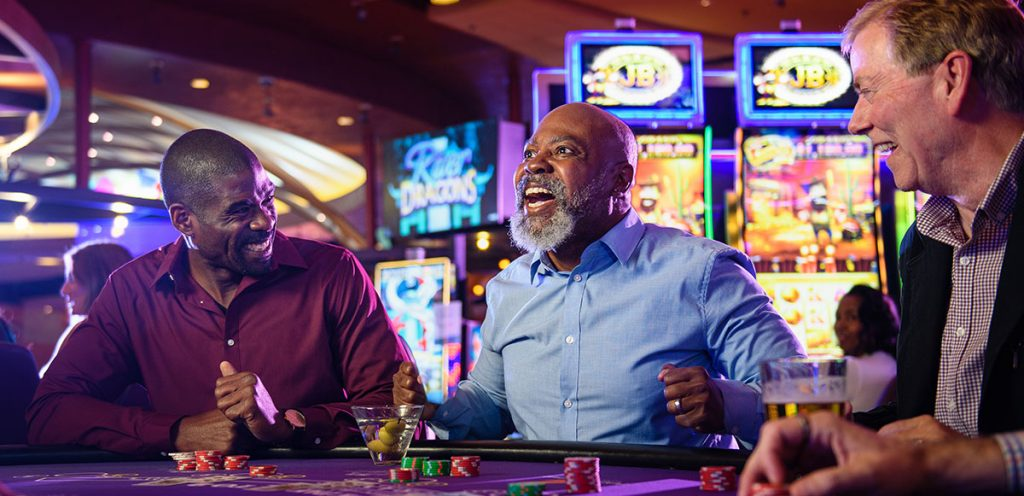 The professionals, Use To promote Online Casino